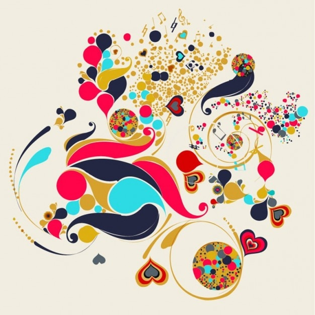 abstract swirls vector art vector free download rh freepik com vector art free online vector art free download