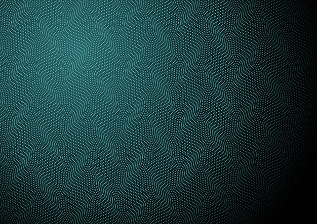 Abstract techno dots background Free Vector