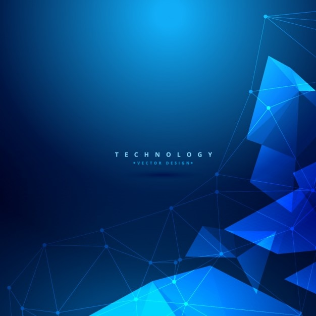 Abstract Technology Background Vector Free Download