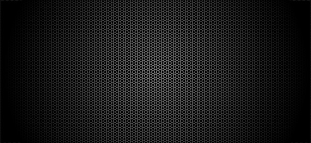 Abstract technology circle hole shadow background concept metallic on hi tech future design Premium Vector
