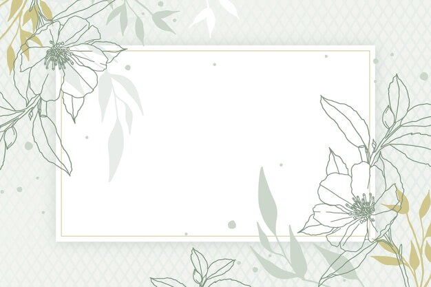 Abstract tropical background concept Free Vector