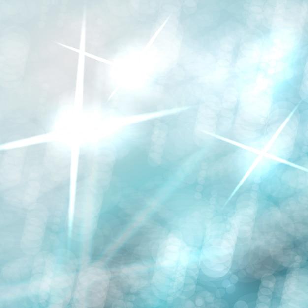 Абстрактный фон вектор, красочные огни элементов Premium векторы