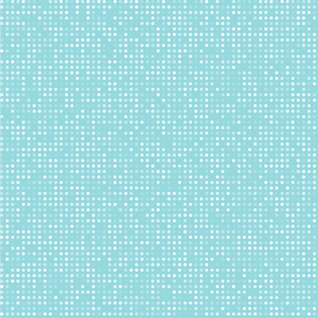 Abstract vector background with white circles