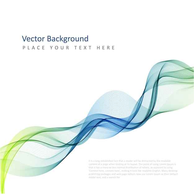 Abstract vector colorful background Free Vector