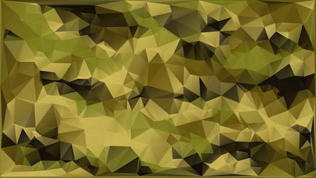 Abstract vector military camouflage background made of geometric triangles shapes.polygonal style. Premium Vector