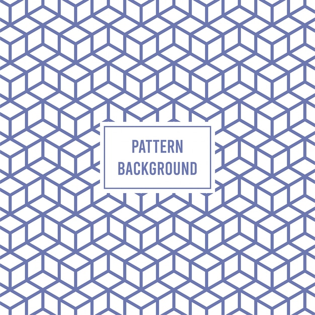 Abstract vintage pattern background Premium Vector