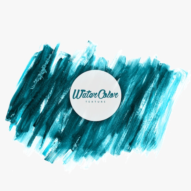 Abstract water color texture Premium Vector