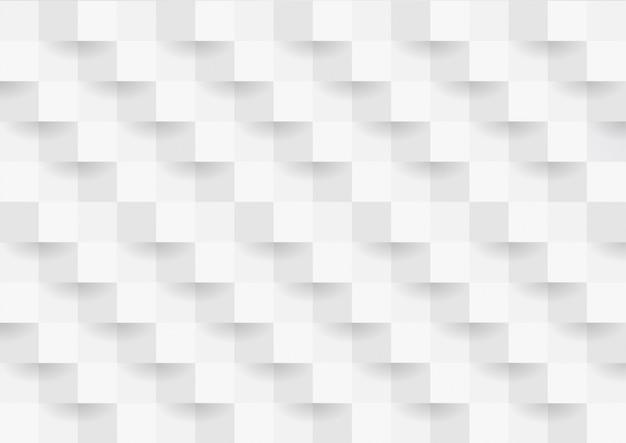 Abstract white texture background design Premium Vector