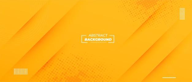 Абстрактный желтый фон с эффектом царапин Premium векторы