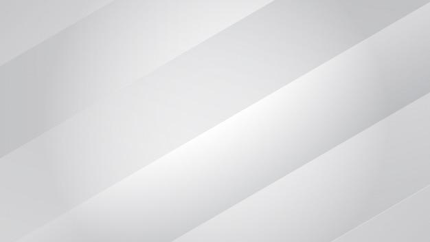 Абстрактный белый фон Premium векторы