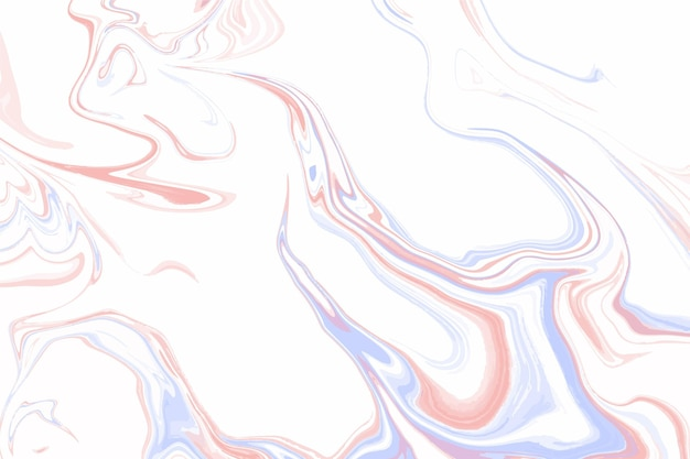 Acid marble background concept Free Vector