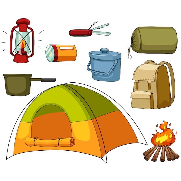Adventure elements collection