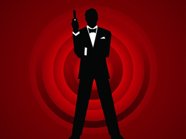 Agent bond vector Vector | Free Download