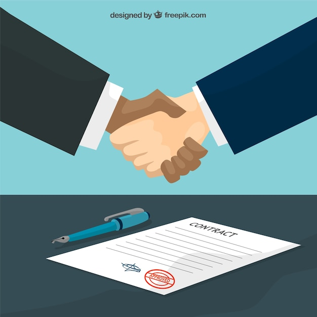 Agreement Vectors, Photos And Psd Files | Free Download