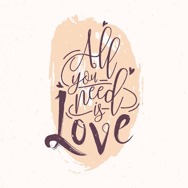 Romantic cursive fonts