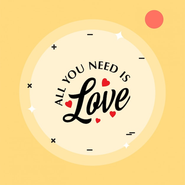 1064+ All You Need Is Love And A Golden Svg for Silhouette