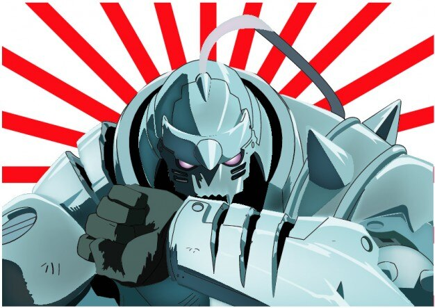 Alphonse Elric Fullmetal Alchemist\ vector