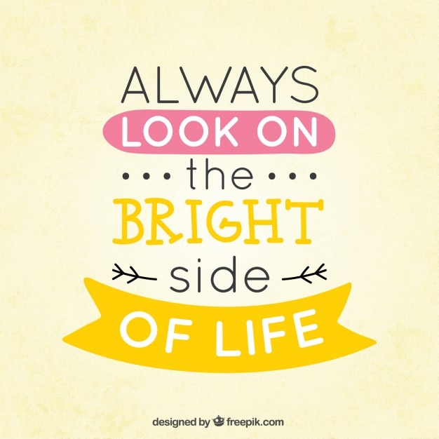 Image result for images of bright side of life