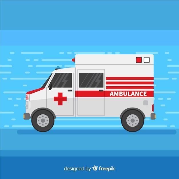 Ambulance Free Vector
