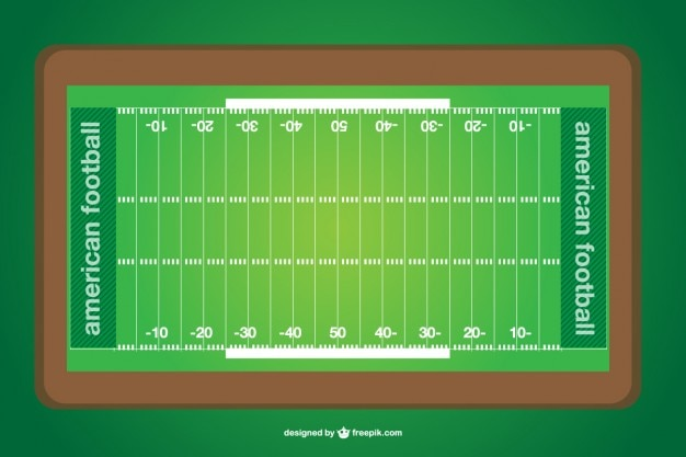 american football field vector free download rh freepik com football field vector images vector football field lines