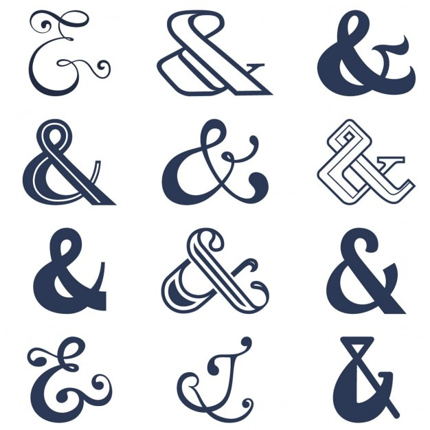 ampersand vectors photos and psd files free download