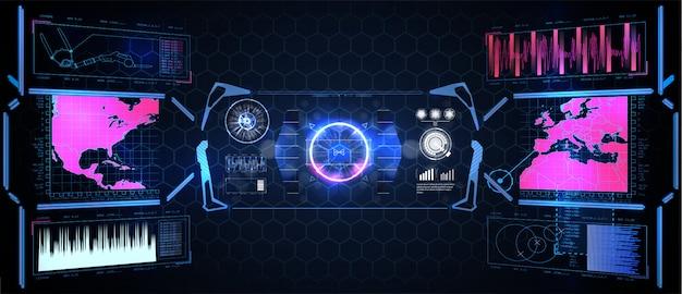 Analysis data and investment. analytics data on isometric laptop. online statistics and data analytics.  digital money market, investment, finance and trading. Premium Vector