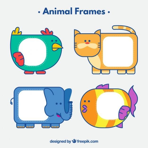 Animal frames