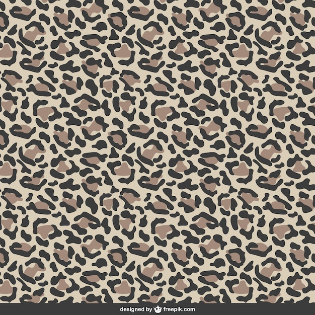 animal print pattern free vector - Animal Pictures To Print Free