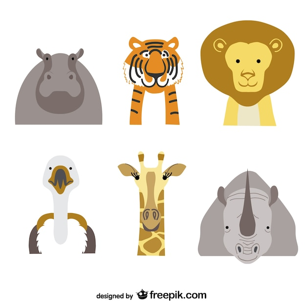 animals clipart pack - photo #40