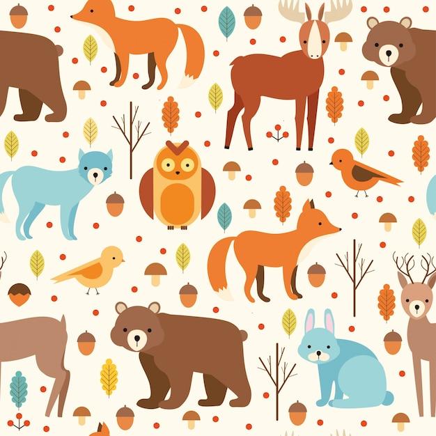 patterns animal