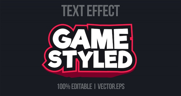 Free Gaming Font Vectors 500 Images In Ai Eps Format