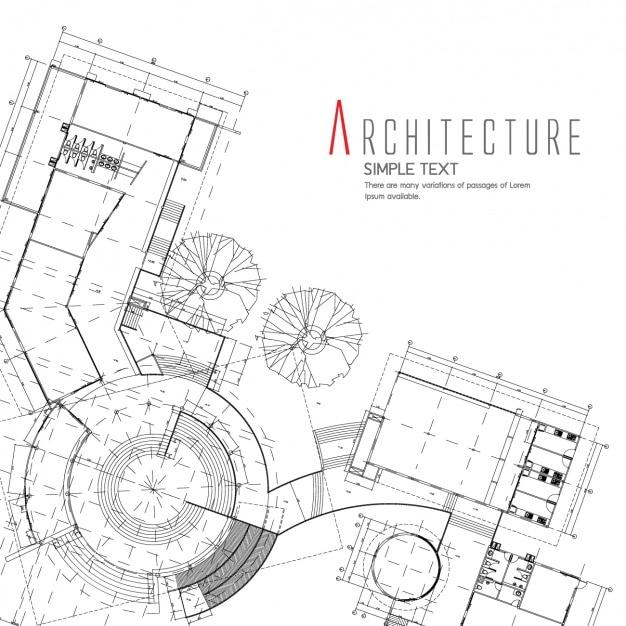 Architecture Background Design Vector