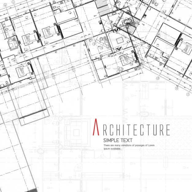 Architecture vectors photos and psd files free download Blueprint designer free