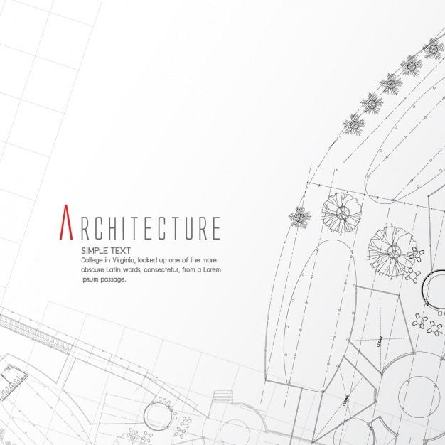 Architecture background design