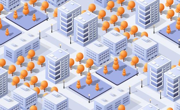 Architecture vector illustration city Premium Vector