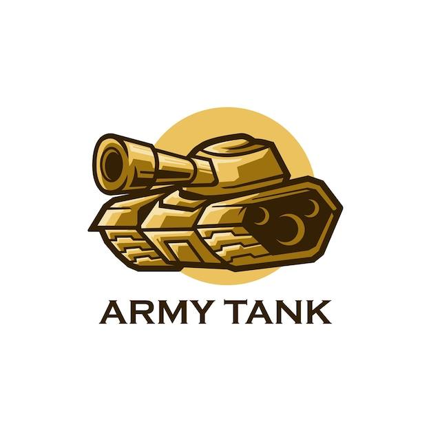 陸軍戦車軍用車両 Premiumベクター