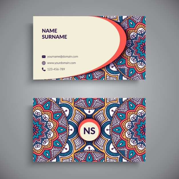 Artistic Business Cards Sivandearest
