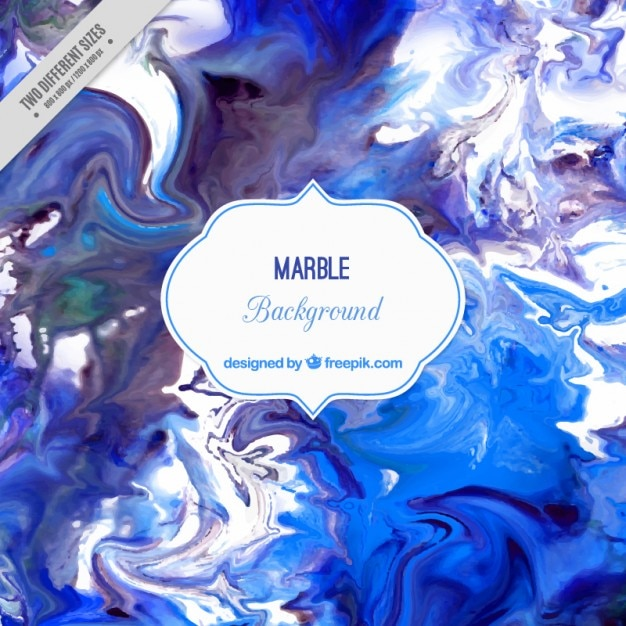 Artistic marble background Free Vector