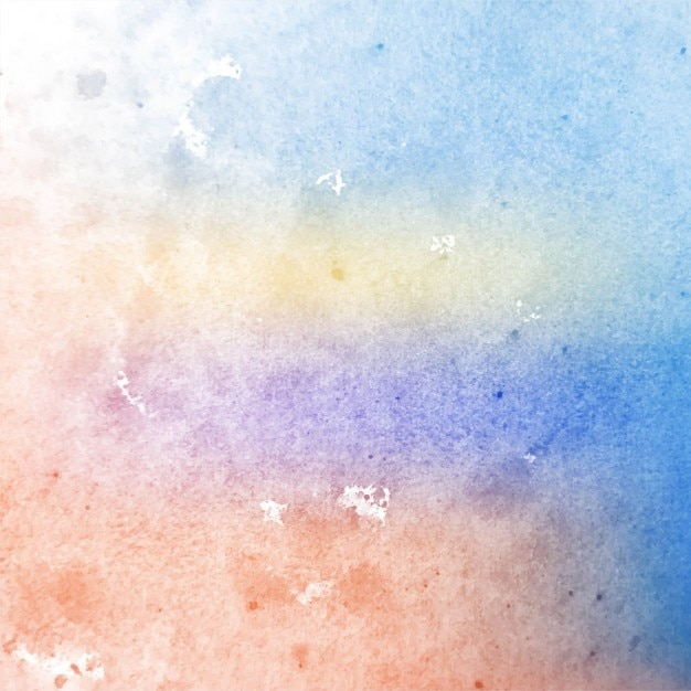 Artistic watercolor texture, light colors