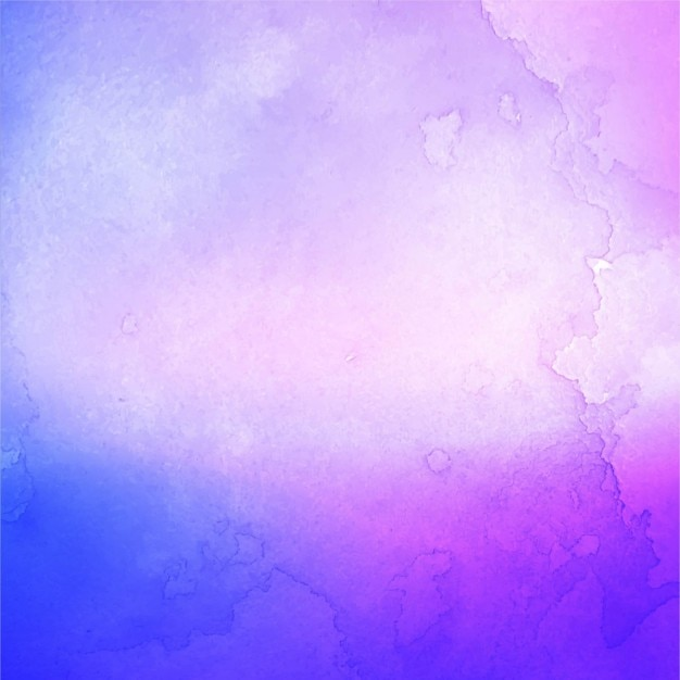 Artistic watercolor texture, purple color