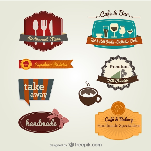 Assorted business logos template
