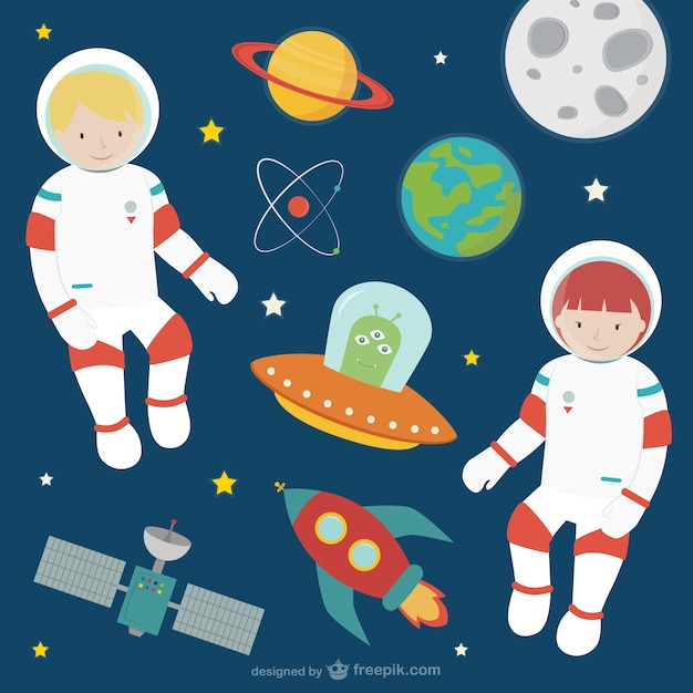 274300_Astronaut Vector Vectors, Photos and PSD files | Free Download