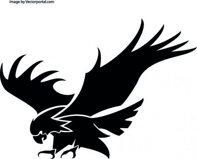 attacking eagle vector free download rh freepik com free eagle vector image free eagle vector logo
