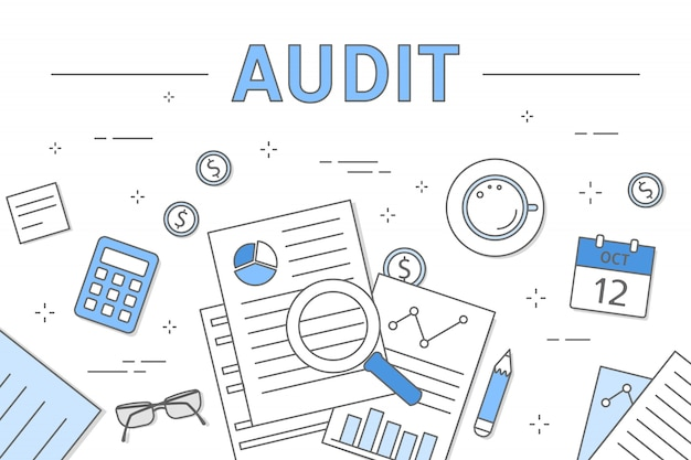 Audit Icon Images | Free Vectors, Stock Photos & PSD