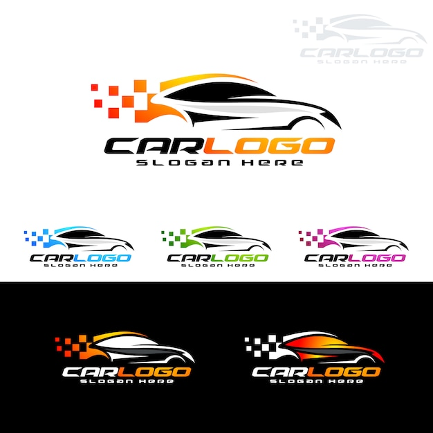 26+ Automotive Logo Vector PNG