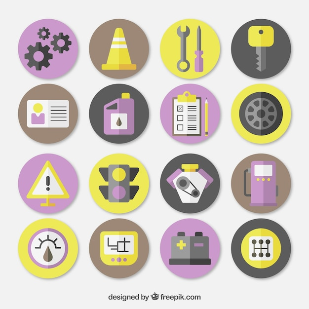 construction contract icons maintenance vectors photos and psd files free download