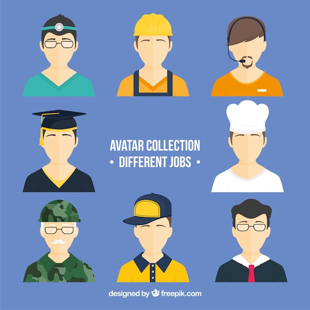 Avatars Vectors, Photos And PSD Files