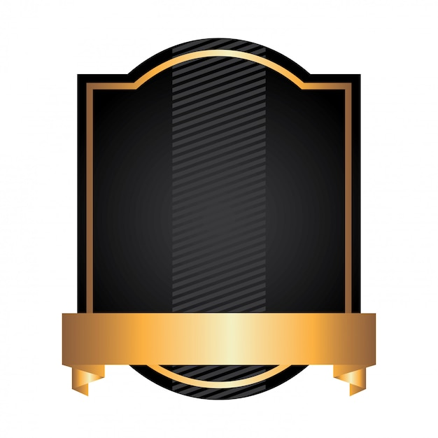 Award ribbon Free Vector