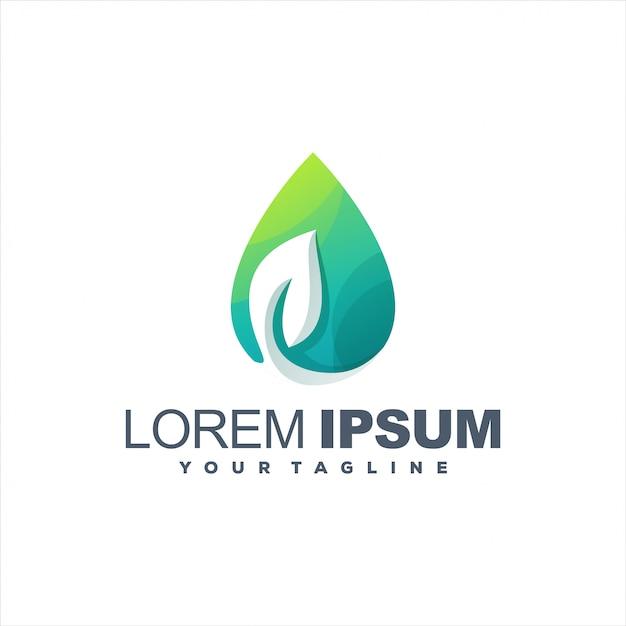 Высокий дизайн логотипа Premium векторы