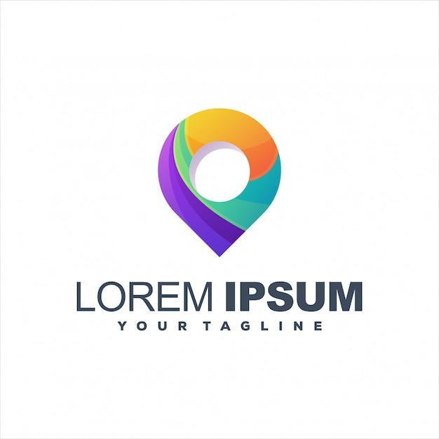 Удивительный дизайн логотипа Premium векторы